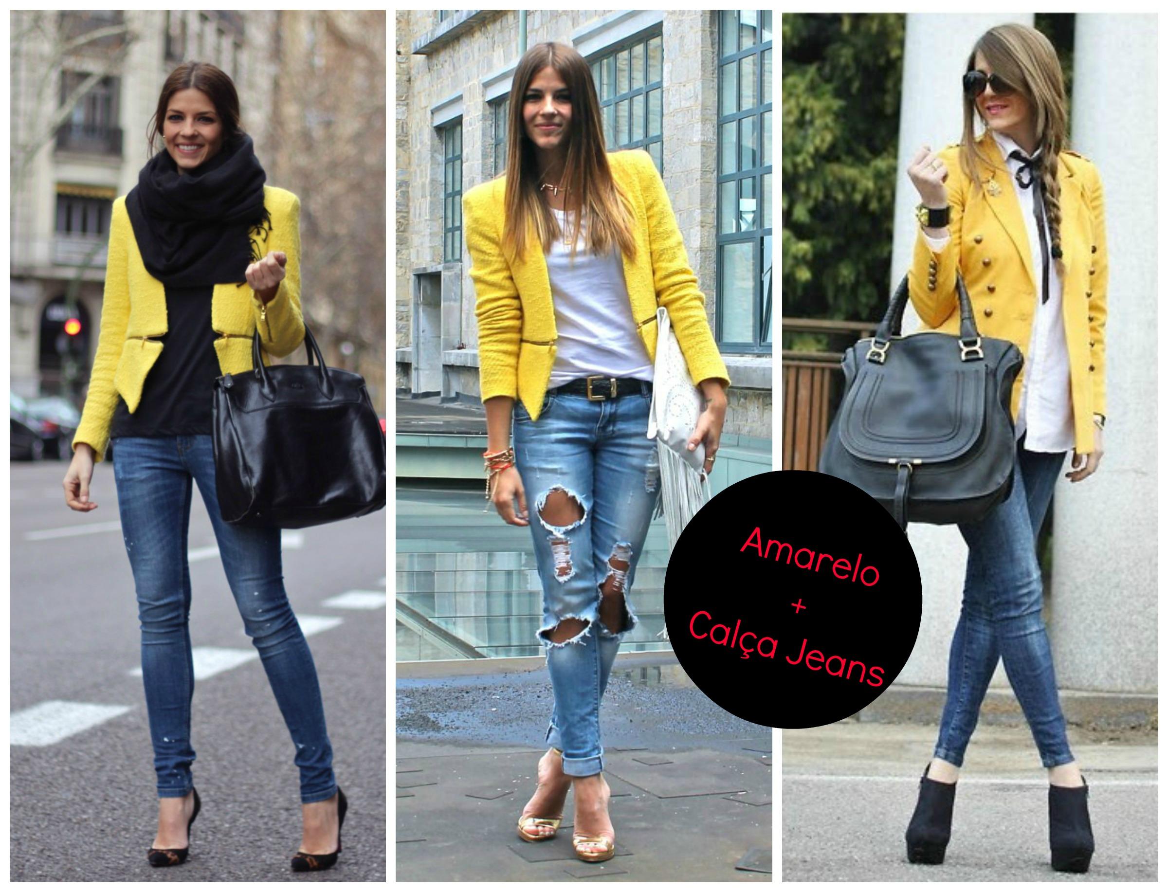 Jaqueta amarela 1