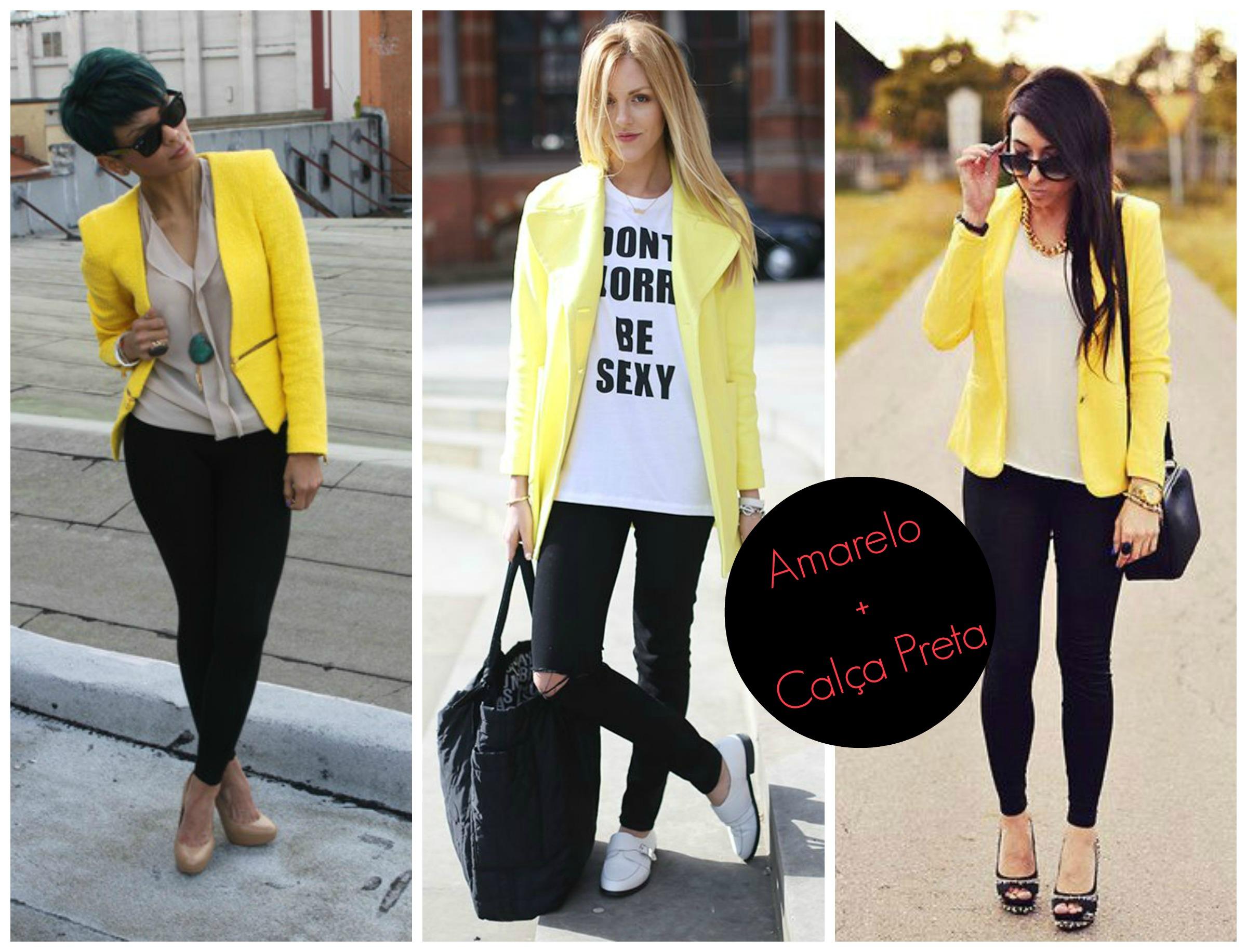 Jaqueta amarela 2