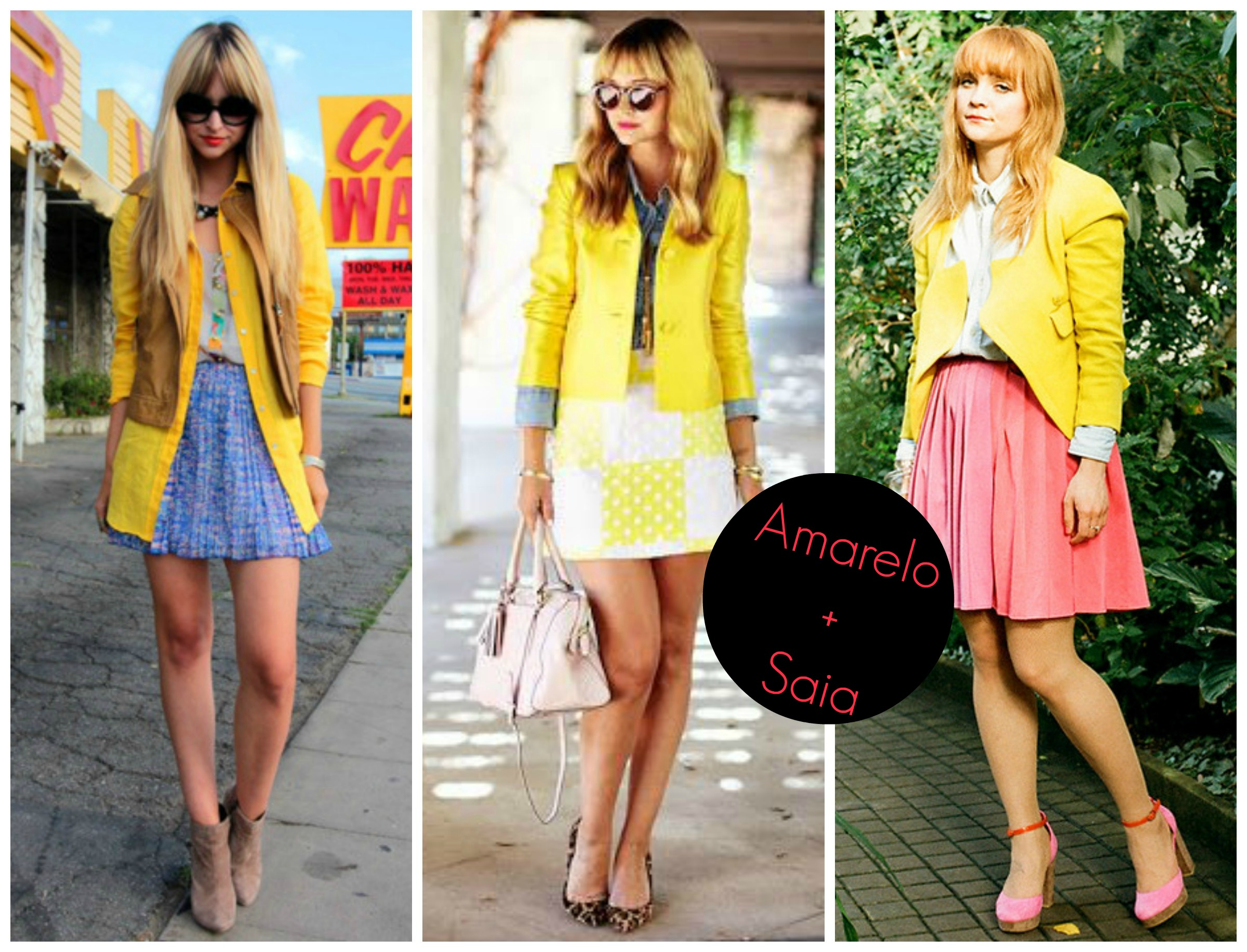 Jaqueta amarela 3