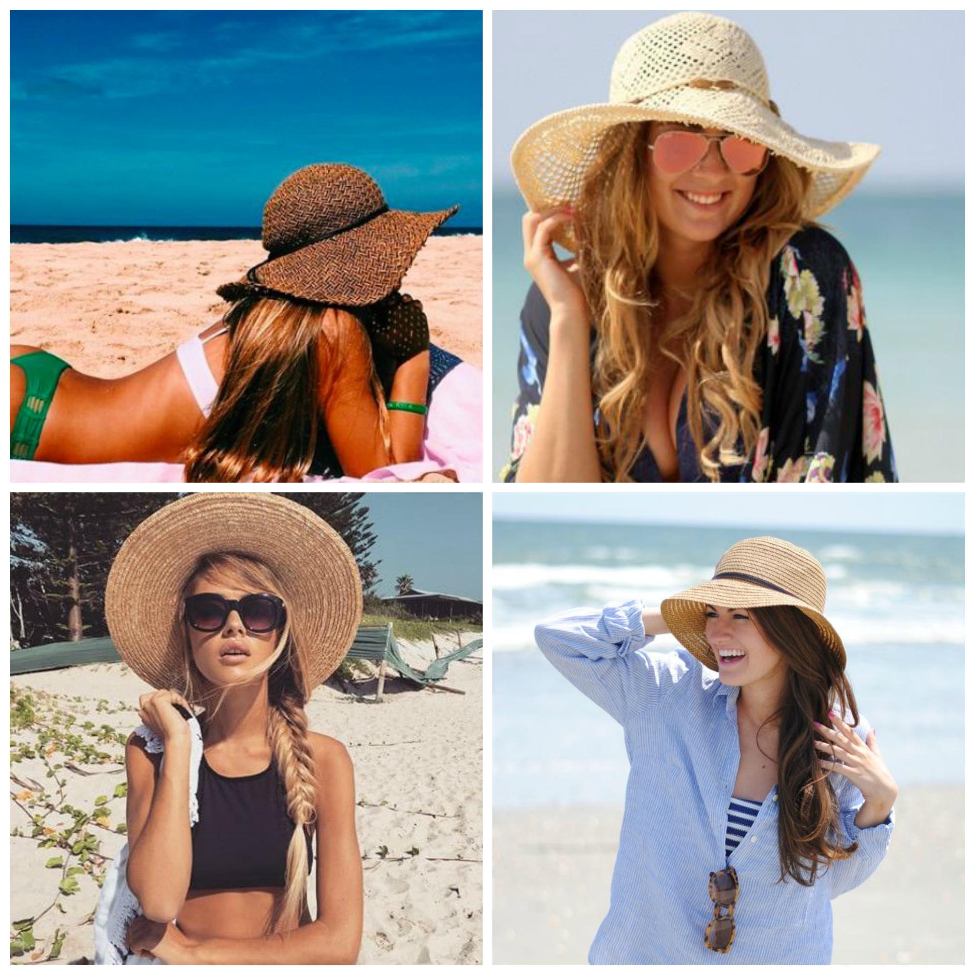 hat beach